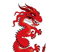 Red Dragon by Dave Stephens