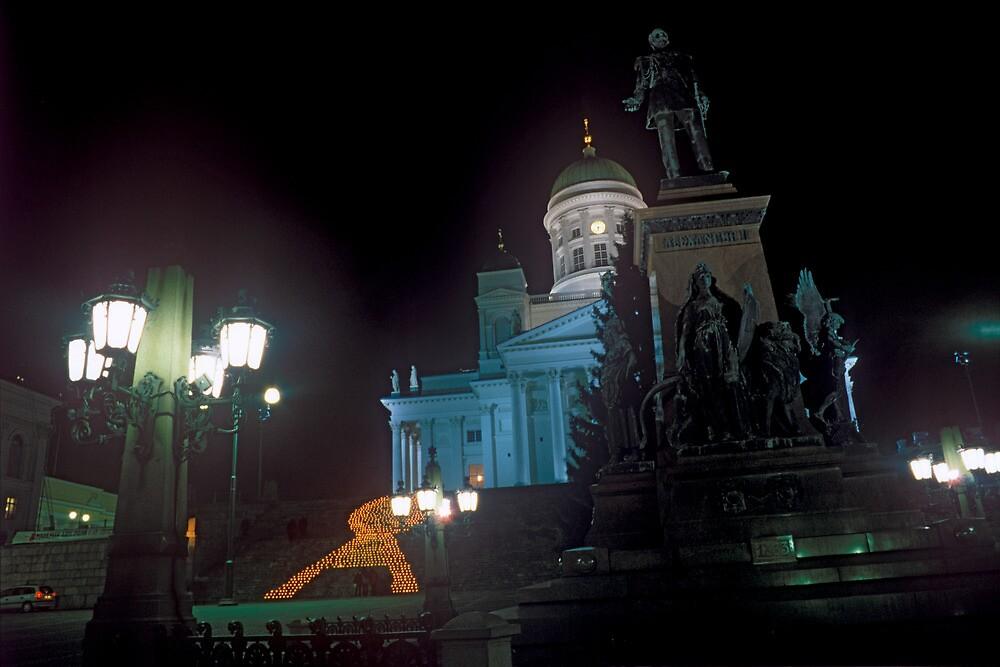 Senaatintori, Helsinki 2000 by Michel Meijer