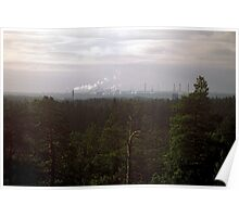 Haikkoo, Finland 2000 Poster