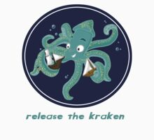 Release the Kraken! by mikaelaK