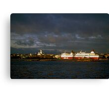 Helsinki 2000 Canvas Print