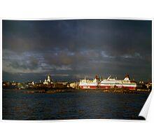 Helsinki 2000 Poster