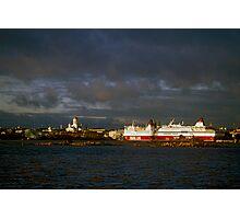 Helsinki 2000 Photographic Print