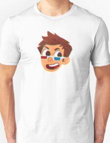 Tenth Doctor 3D effect T-Shirt