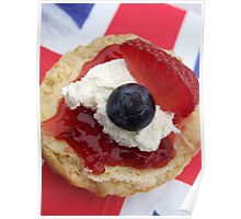 The Great British Scone Poster