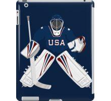 Hockey Goalie USA Team iPod / iPhone 5 Case / iPhone 4 Case / Samsung Galaxy Cases   iPad Case/Skin