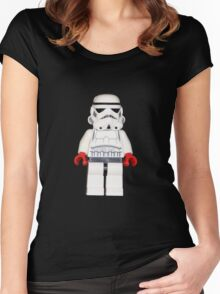 Stormtrooper Women's Fitted Scoop T-Shirt