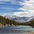 Banff National Park by Lynn Bolt
