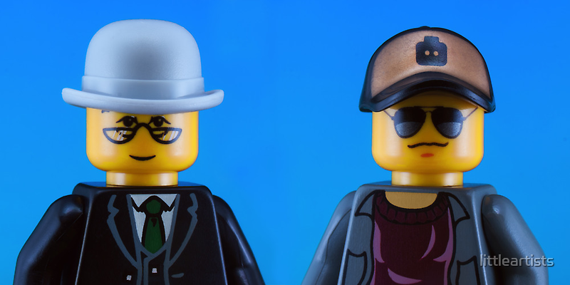 Pet Shop Boys by littleartists