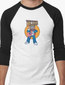 Love Power! Men's Baseball ¾ T-Shirt