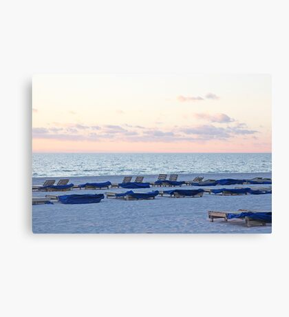 End Of The Day ~ Canvas Print