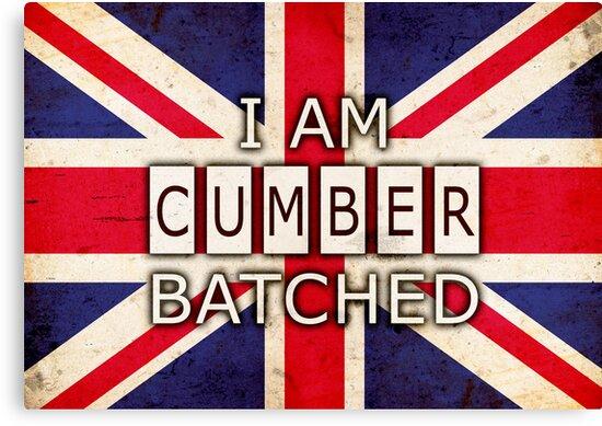 I AM CUMBERBATCHED (UK Edition) by ikado