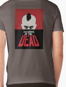 Taxi Driver of the Dead Mens V-Neck T-Shirt