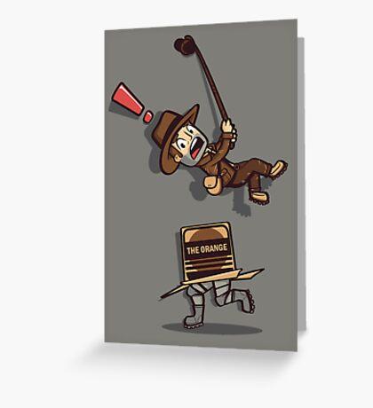 Snaaaaake! Greeting Card