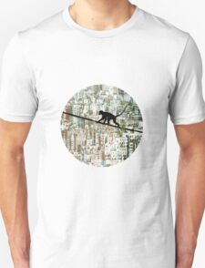 Monkey on the Wire T-Shirt