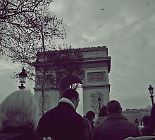 Arche De Triomphe #3 by amylauroo