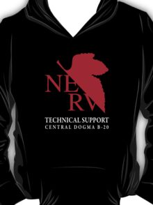 B20 Technical Support chest option T-Shirt