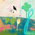 My inner garden by CatchyLittleArt