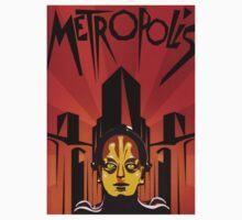 Metropolis by Tim Willis