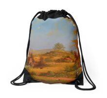 Concerning Hobbits Drawstring Bag