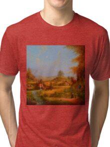 Concerning Hobbits Tri-blend T-Shirt