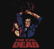 The Evil Dead by Tim Willis