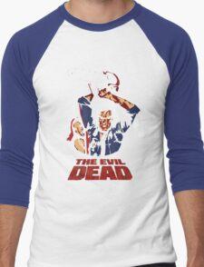 The Evil Dead Men's Baseball ¾ T-Shirt