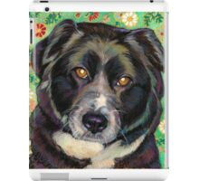 "Sweet Rescue Dog ""Zoe"" iPad Case/Skin"