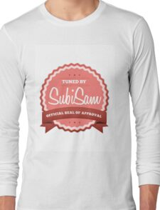 SubiSam Official Seal of Approval Long Sleeve T-Shirt