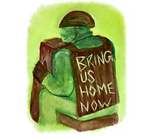 Bring us Home Photographic Print