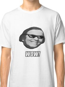 Wally Wow! The MLG Meme Wow Guy. Classic T-Shirt