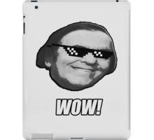 Wally Wow! The MLG Meme Wow Guy. iPad Case/Skin