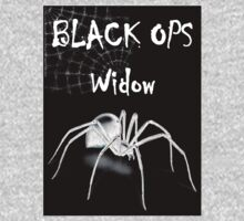 BLACK OPS Widow by sammiejayjay