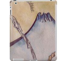 Japanese Mountain iPad Case/Skin