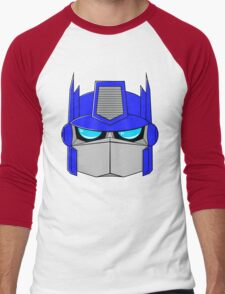 Little Optimus Men's Baseball ¾ T-Shirt