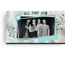 All Time Low - Future Hearts  Canvas Print