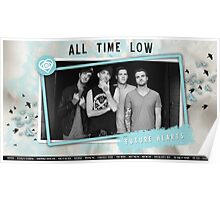 All Time Low - Future Hearts  Poster