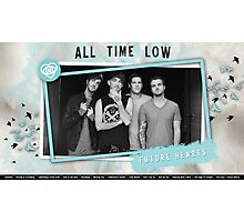 All Time Low - Future Hearts  Photographic Print
