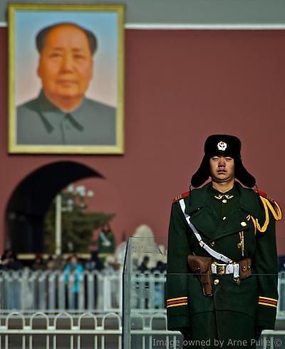 Mao. Still In The Picture.  by classyemu