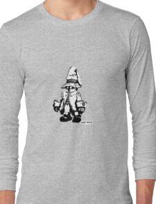 Just Vivi - Monochrome Lrg Long Sleeve T-Shirt