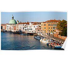 Venice. Italy Poster
