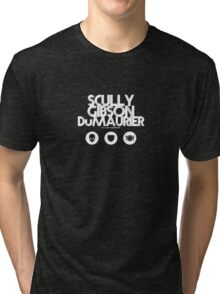 Scully - Gibson - Du Maurier Tri-blend T-Shirt