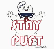 Stay Puft by Kenneth Vanegas