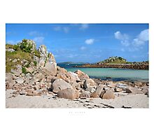 St Agnes, Isles of Scilly Photographic Print