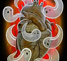 """A Heart Full of Ghosts"" by XRAY1"