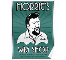 Goodfellas, Morrie's Wigs Shop Sign T-shirt  Poster