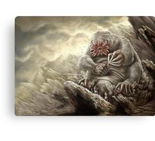 Earth Giant Canvas Print