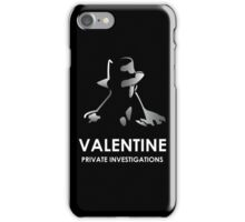 Nick Valentine P.I iPhone Case/Skin