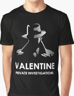 Nick Valentine P.I Graphic T-Shirt