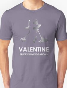 Nick Valentine P.I T-Shirt